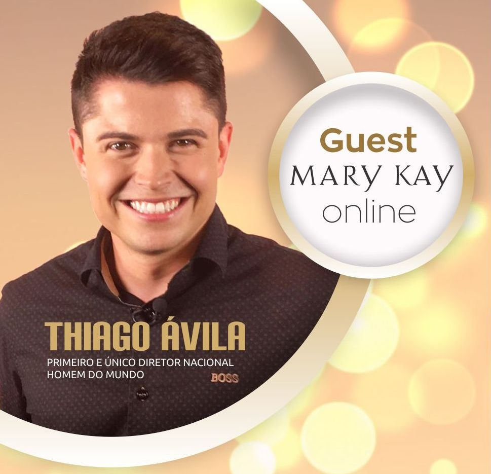 guest online mary kay77057 Apresentacao Mary Kay #6