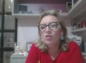 A Força do Vermelho com Elizabeth Sena